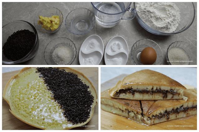 Resep Martabak Manis Teflon Bahan Sederhana Tanpa Mixer