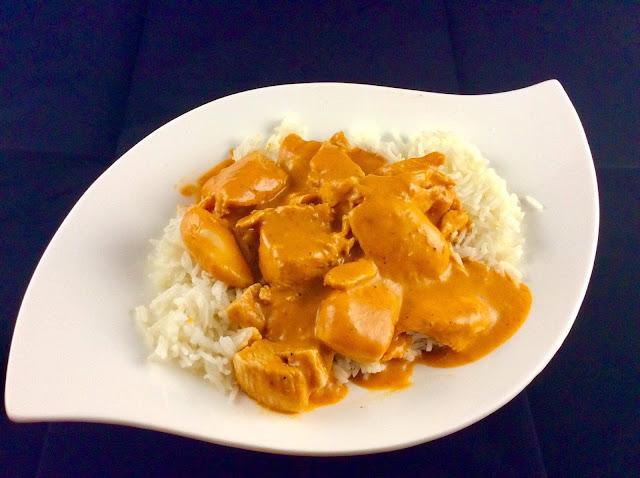 Pollo garam masala - Cecomix Plus y Mambo