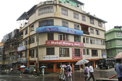 Hotel Hungry Jack Gangtok, Sikkim, allures worldwide visitors due to its state-of-the-art amenities.