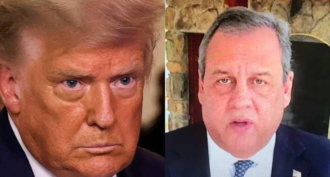 Chris Christie says Trump should be impeached and GOP senator Pat Toomey warns President 'could face criminal liability' for his spiral into madness that led to MAGA mob violence