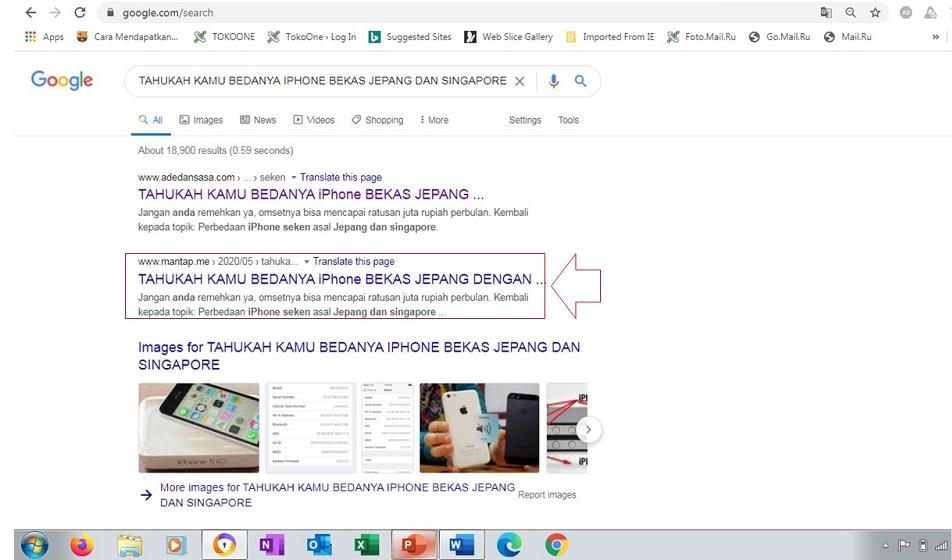 google penelusuran