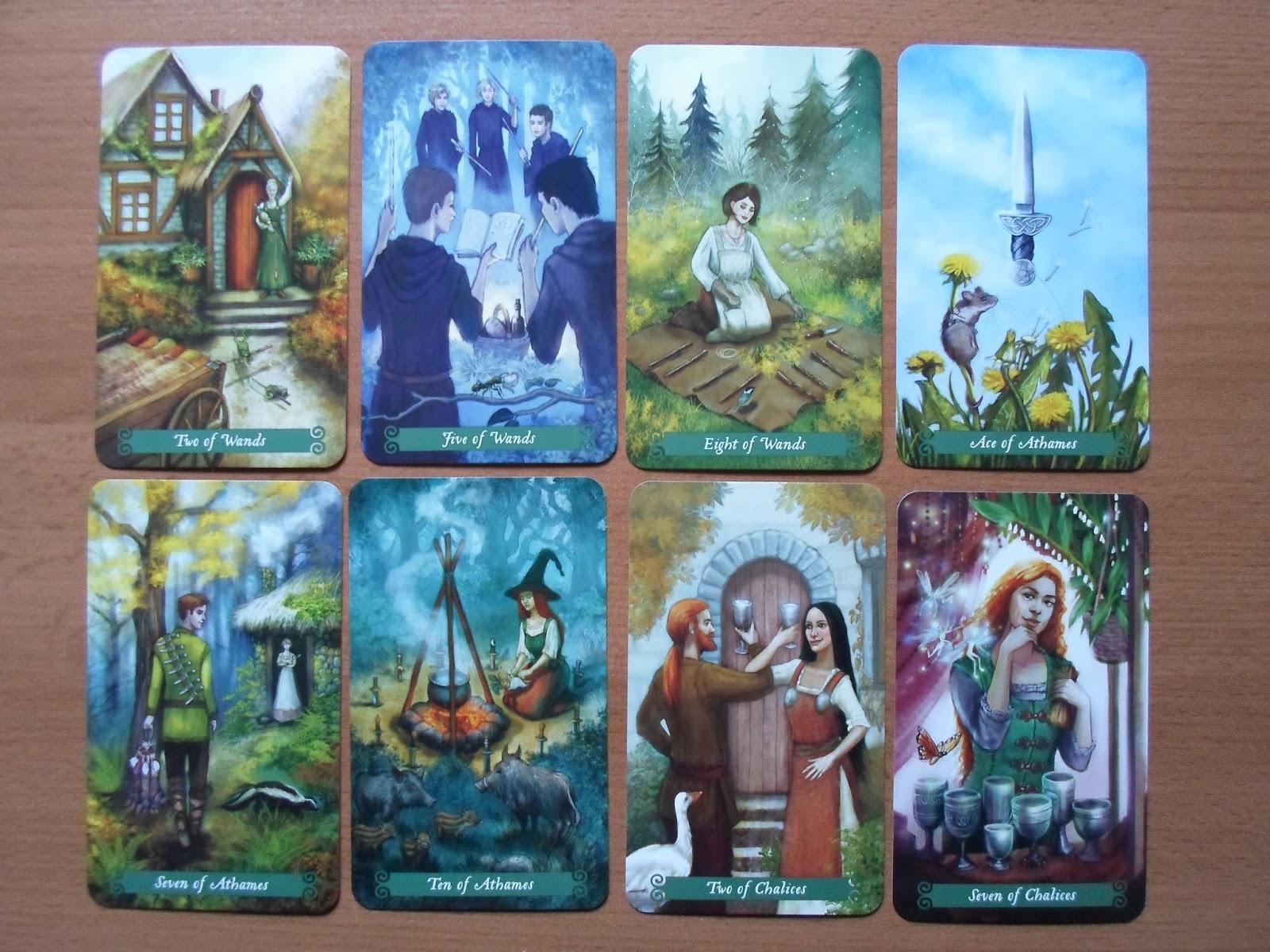 tarot korttien merkitys Lohja