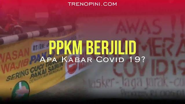 Pemberlakuan Pembatasan Kegiatan Masyarakat (PPKM) Darurat level 4 Jawa Bali telah berakhir. Dari berakhirnya program tersebut, terdapat sejumlah daerah yang masih melanjutkan karantina, namun ada juga yang tidak. Hal ini ditetapkan berdasarkan kajian angka penularan daerah yang bersangkutan.