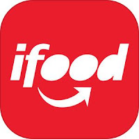 Logo Ifood Delivery Vector free - Png