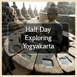 Half Day Tour Yogyakarta