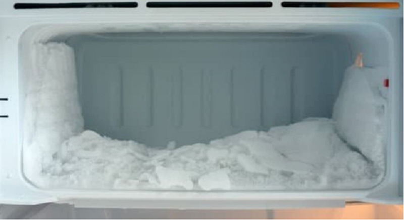 Defrost The Freezer Regularly