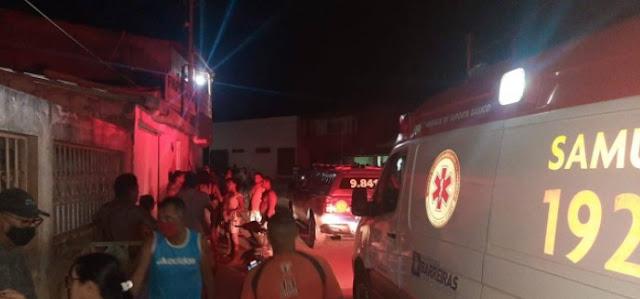 Barreiras: Homem é morto a tiros agora a noite na Vila dos Funcionários