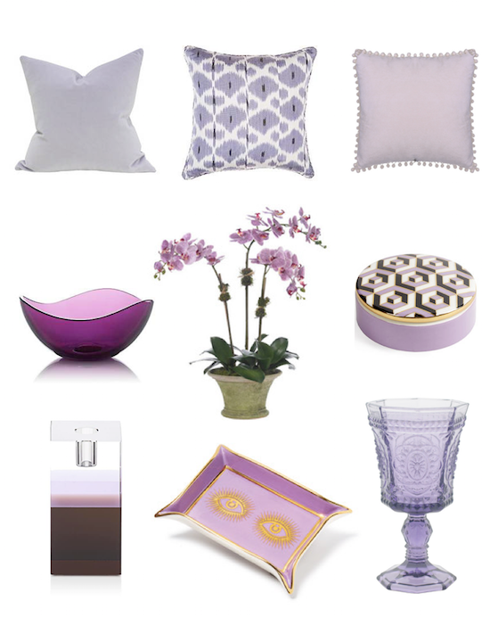pantone-ulta-violet-purple Pantone's colour for 2018: ULTRA VIOLET Interior