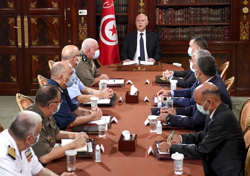 Tυνησία: Έρευνα για τη χρηματοδότηση του ισλαμιστικού κόμματος Ενάχντα