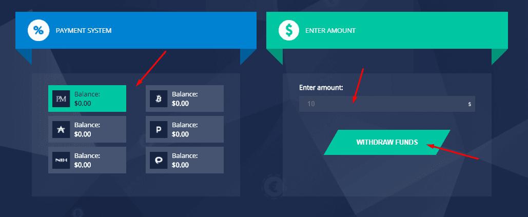 Регистрация в Crypto Center 6