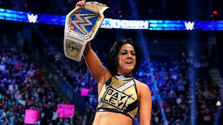 WWE Supershow Down SmackDown Bayley