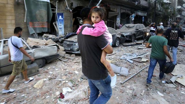 هولندا تعلن إرسال فريق من الخبراء إلى بيروت عقب الانفجار المدمر