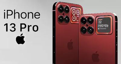 متى ينزل ايفون 13 و تسريبات آيفون 13 و مواصفات ايفون 13 iphone