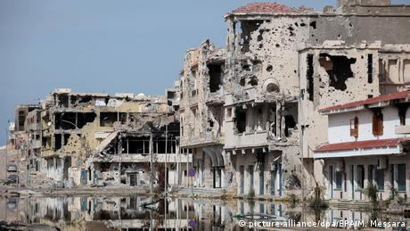 Λιβύη: Από την Σκύλλα στην Χάρυβδη;