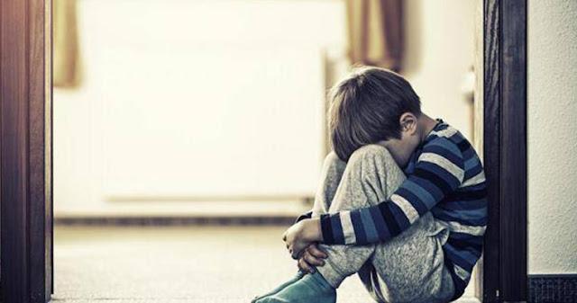4 способа влияния детской травмы на вашу взрослую жизнь! Фото эмоции Эзотерика страх Правило Интересно жизнь дети выбор