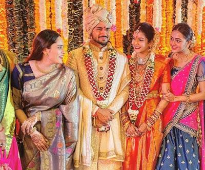 Manish Pandey Marriage