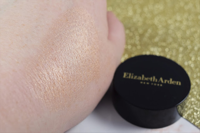 Elizabeth Arden Beautiful Colour Bold Illuminating Liquid Highlighter in Champagne swatch