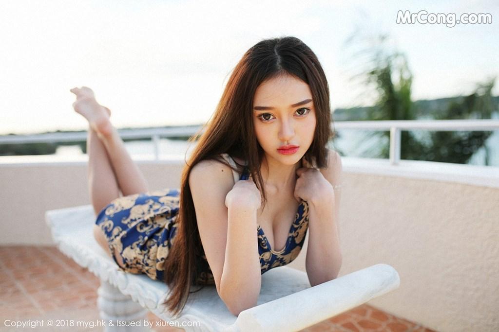 Image MyGirl-Vol.300-Tang-Qi-Er-il-MrCong.com-002 in post MyGirl Vol.300: Người mẫu Tang Qi Er (唐琪儿il) (47 ảnh)