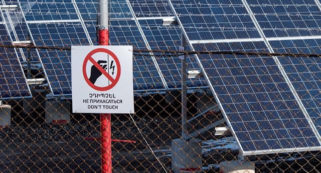 Aumentan las estaciones solares en Armenia
