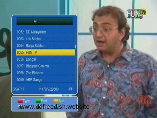 Fun TV / Shemaroo TV ko DD Free Dish me Kaise Dekhe, Kaise Scan Kare