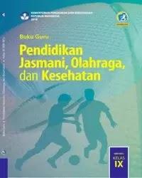 Buku PJOK Guru Kelas 9 k13 2018