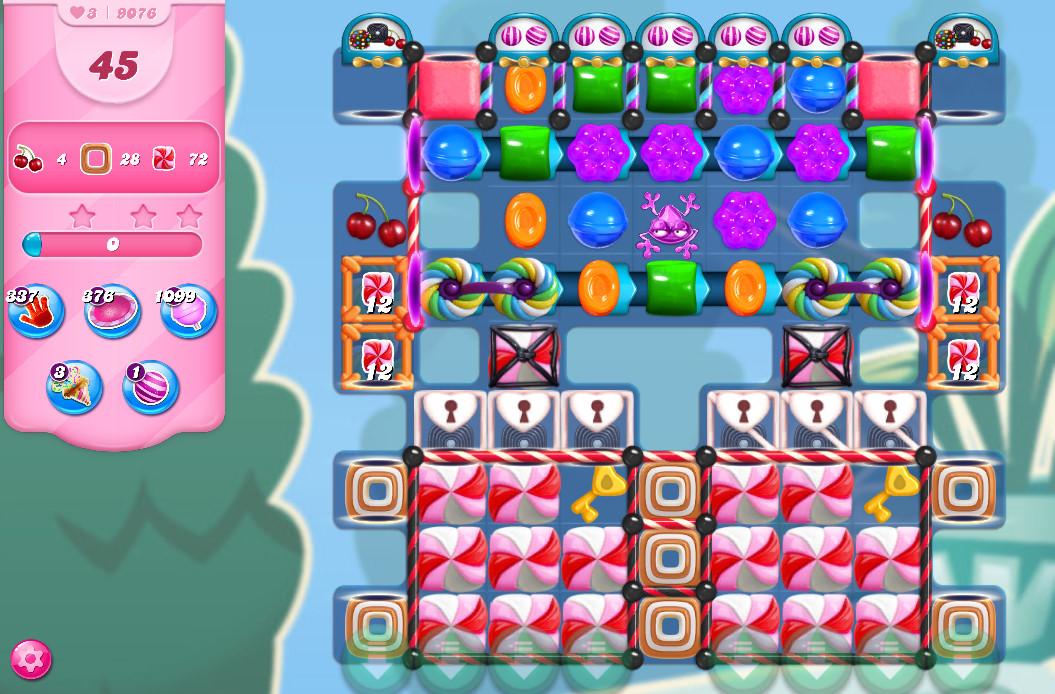 Candy Crush Saga level 90726