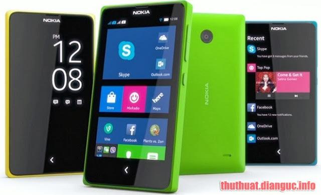 ROM stock cứu máy cho Nokia XL (RM-1030, RM-1042, RM-1061)
