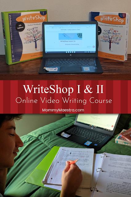 WriteShop I: Writing Course for Teens