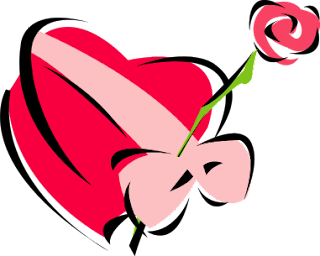 rose day cliparts