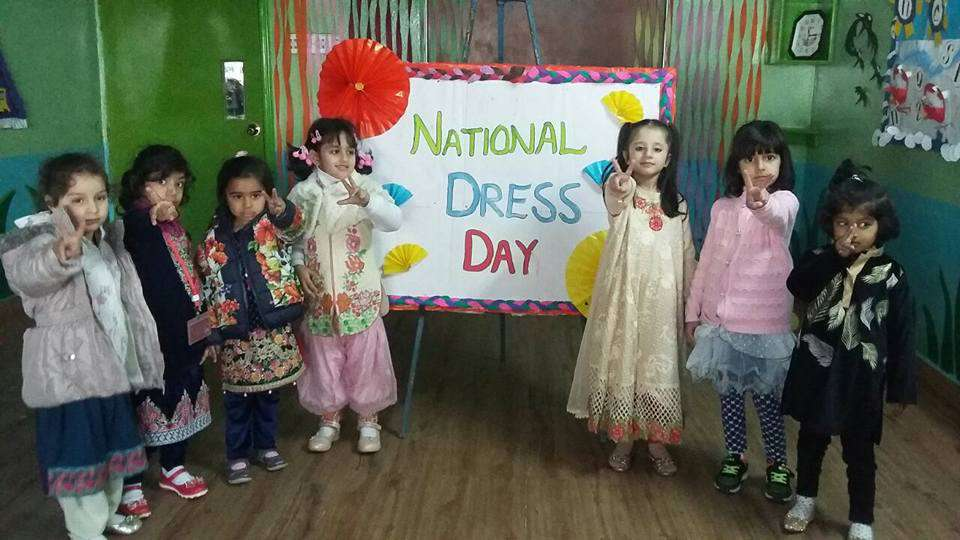 National Dress Day Wishes Pics