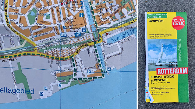 Falk-plattegrond Rotterdam (48e druk)