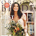 IMTA Alumni Mariah Strongin and Justin Clemens  on the Cover of Oregon Bride!