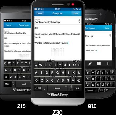 """Durante una sentada con la cabeza mundial de servicios empresariales de BlackBerry, John Sims, en la experiencia BlackBerry: NYC, CEO John Chen entró en la habitación casualmente (al parecer en busca de un poco de café), y ofreció algunos antecedentes acerca de cómo toda la entrevista a Reuters bajó, y cómo BlackBerry se dirigirá a la división de hardware de cara al futuro. Comenzó diciendo que """"le encanta el negocio de teléfonos móviles"""". Su ahora famosa cita Reuters, fue sustentada por """"Creo que podemos hacerlo rentable"""", en referencia a la división de hardware de BlackBerry, pero por desgracia eso no"""