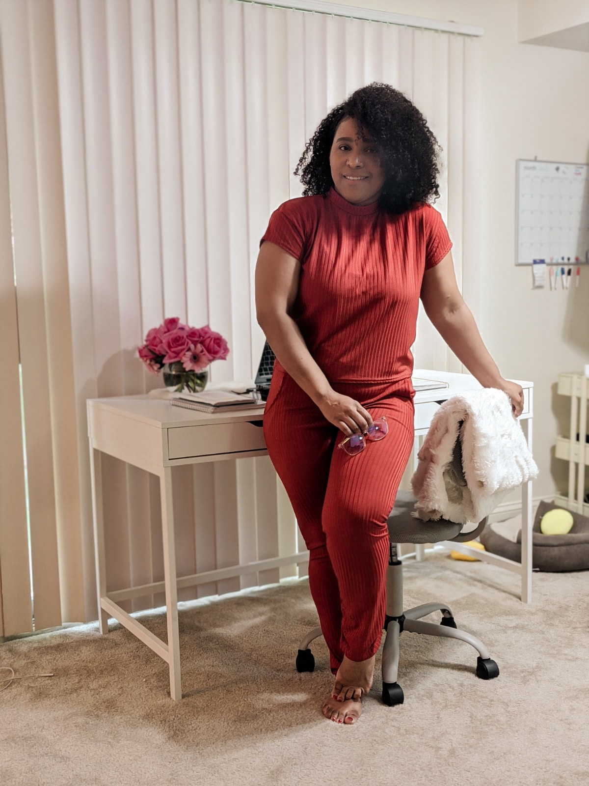 The Loungewear Set You Need To Work From Home
