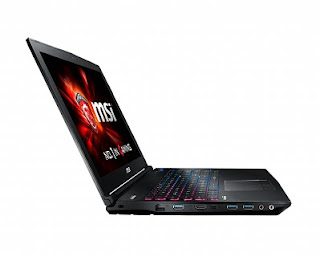 MSI GE72 6QF Gaming Laptop Review