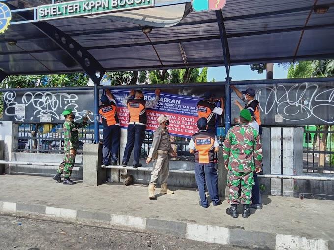 Sah! Ojol Dilarang Mangkal di 6 Lokasi Kota Bogor