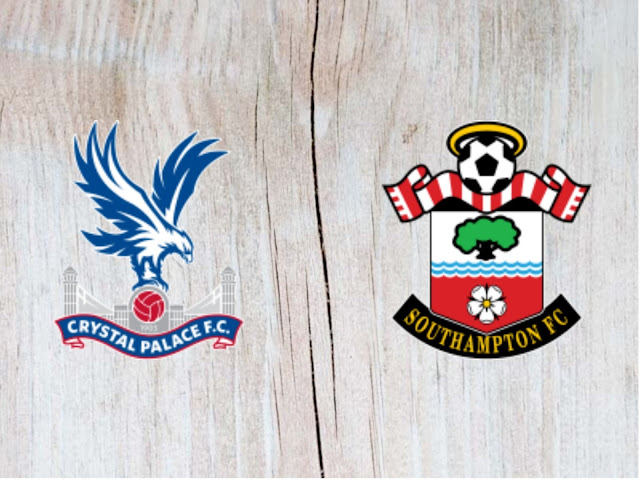Crystal Palace vs Southampton - Highlights 01 September 2018