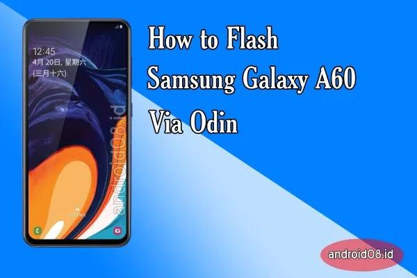 Flashing Samsung Galaxy A60