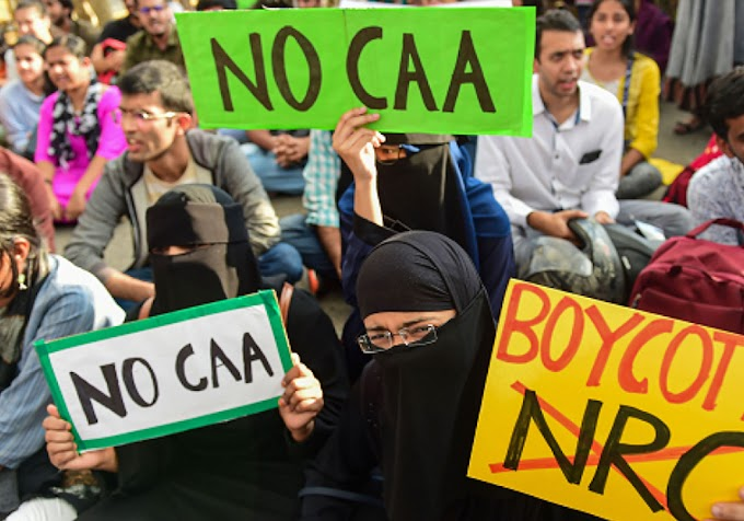 CAA का लाभ उठाने के लिए ईसाई धर्म अपना रहे रोहिंग्या मुसलमानों के बारे में बड़ा घटस्पोट