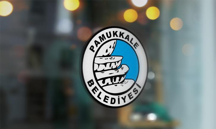 Denizli Pamukkale Belediyesi Vektörel Logosu