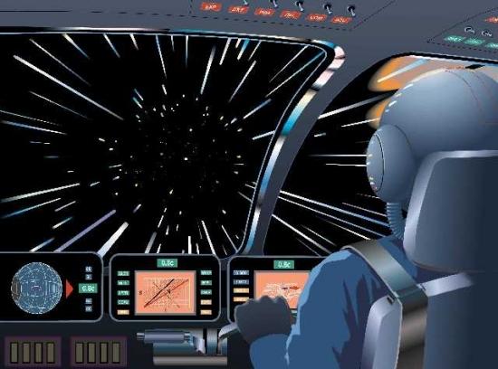 Viagem no tempo é possível com TARDIS do espaço-tempo