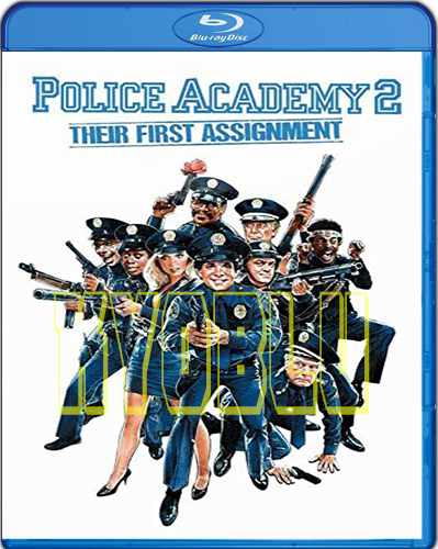 Police Academy 2: Their First Assignment [1985] [BD25] [Latino]