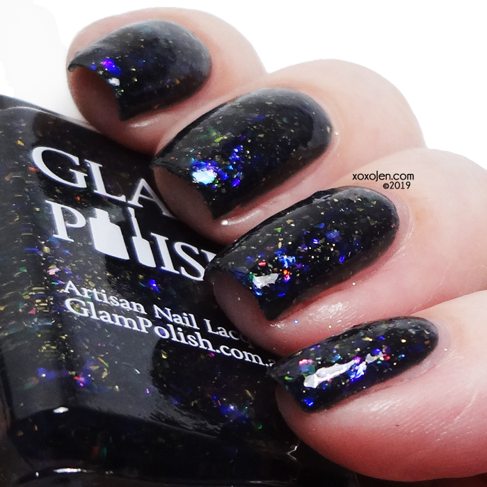 xoxoJen's swatch of Glam Polish Apparate