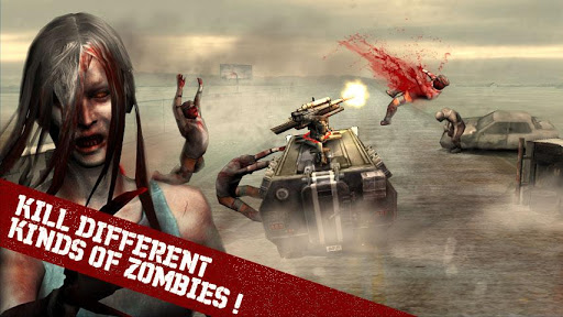 Game: Zombie Road Dead Crossing Modify Gold 1.0.5 APK Direct Link