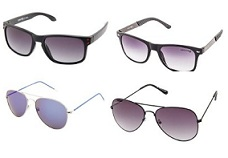 Sunglasses – Farenheit, Funky Boys and Criss Cross starting from Rs.179 @ Amazon