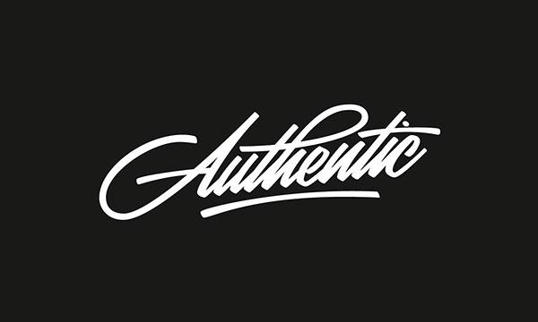Lettering dan Script Logotype by Stephen Bradbury