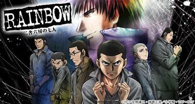 elmenybeszamolosdi: Rainbow - Nisha Roboku no Shichinin