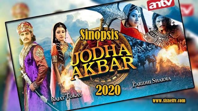 Sinopsis Jodha Akbar ANTV Selasa 19 Januari 2021 - Episode 124