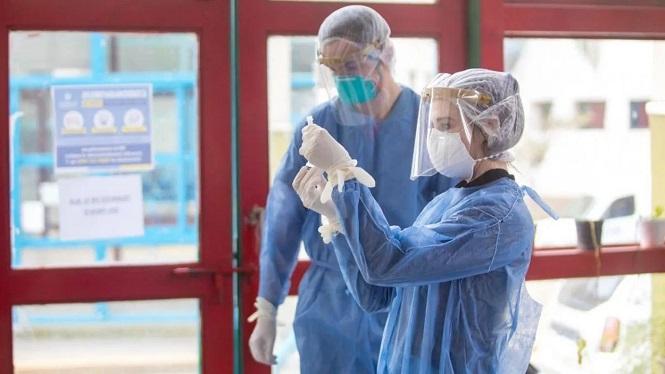Coronavirus en Argentina: Hoy se registraron 5726 nuevos casos y 257 muertes