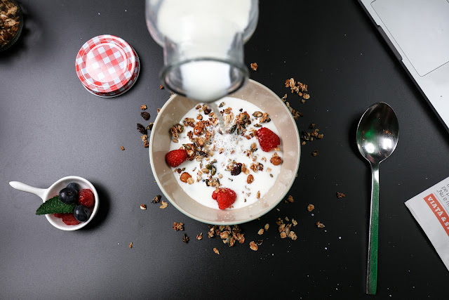 10 Makanan Sehat Untuk Jantung